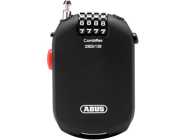 ABUS Combiflex 2503 Candado de cable retráctil Dígitos duros